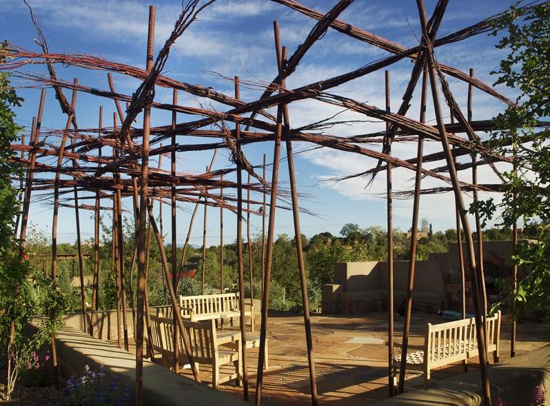 Santa Fe Botanical Garden Master Plan U0026 Garden Design