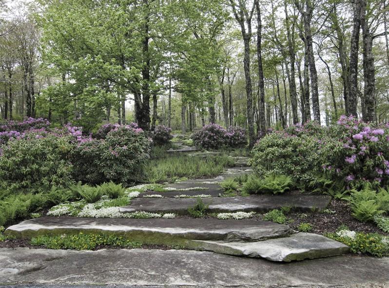 southern highlands reserve master plan garden design